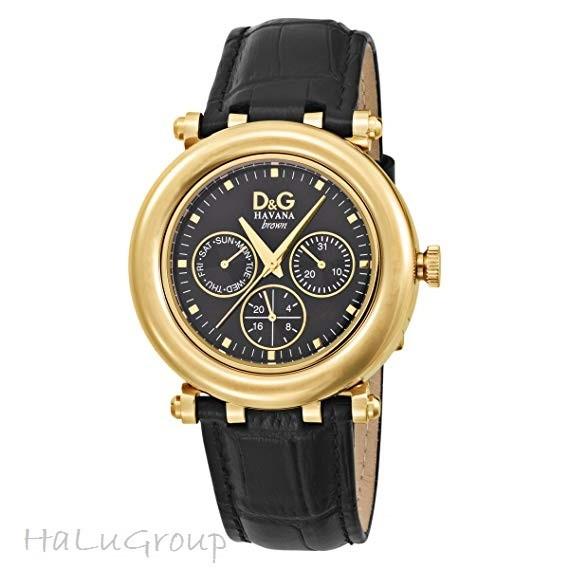 Stylish New Designer Dolce & Gabbana Chronograph Watch.