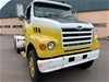 2002 Sterling LTT500 6x4 6 x 4 Cab Chassis Truck