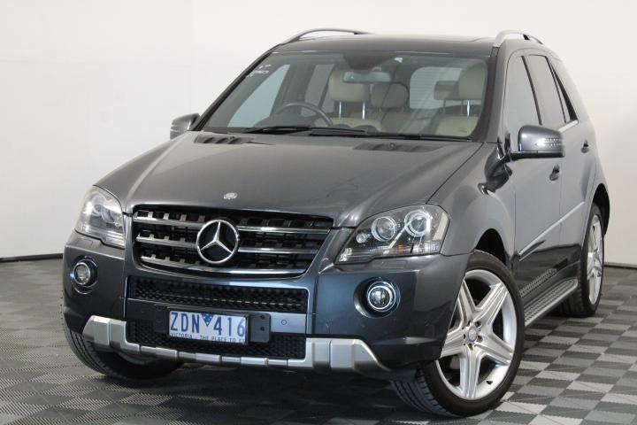 2011 Mercedes Benz ML350 Automatic Wagon