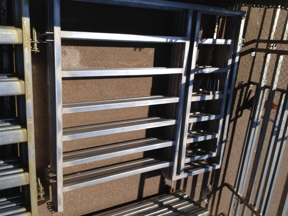 Second Hand Cattle Yards For Sale Graysonline