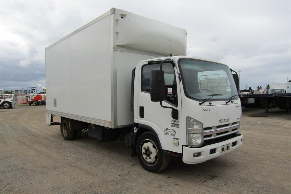 2012 Isuzu NQR 450 4 x 2 Pantech Truck