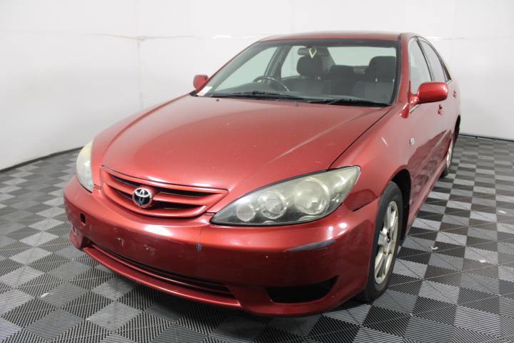 2005 Toyota Camry Sportivo MCV36R Automatic Sedan (WOVR+Inspected)