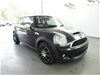 "2008 Mini Cooper ""S"" chilli  Manual - 6 Speed Hatchback"