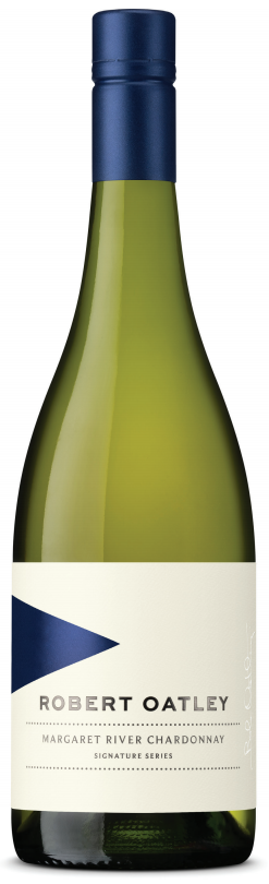 Robert Oatley Signature Series Margaret River Chardonnay 2018 (12x 750mL)