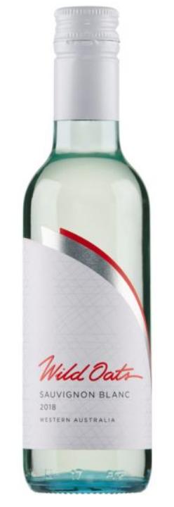 Robert Oatley Wild Oats Sauvignon Blanc 2019 (24x 187ml), WA.