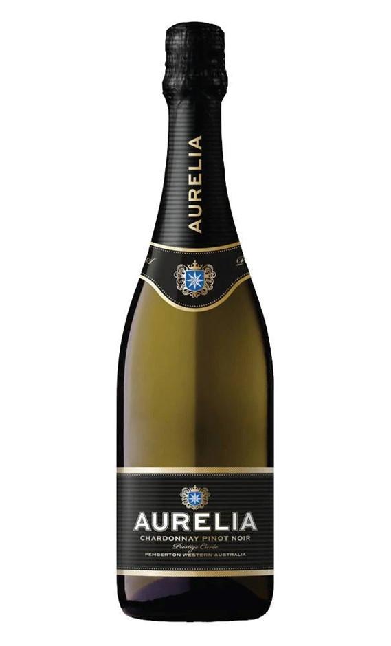 Aurelia Chardonnay Pinot Noir NV (6x 750mL). WA