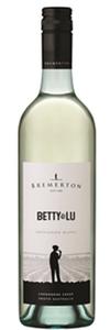 Bremerton Betty & Lu Sauvignon Blanc 201