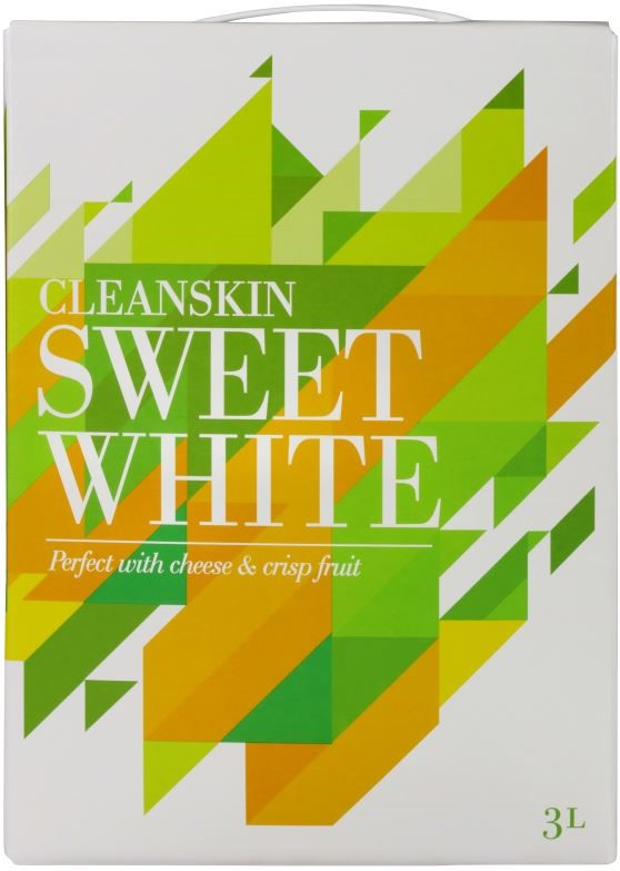 Pallet of Cleanskin Sweet White Cask (240x 3L) South Africa