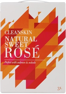 Plt of Cleanskin Rose Cask (240 x 3L) So