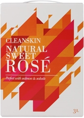 Cleanskin Rose Cask (4 x 3L) South Africa