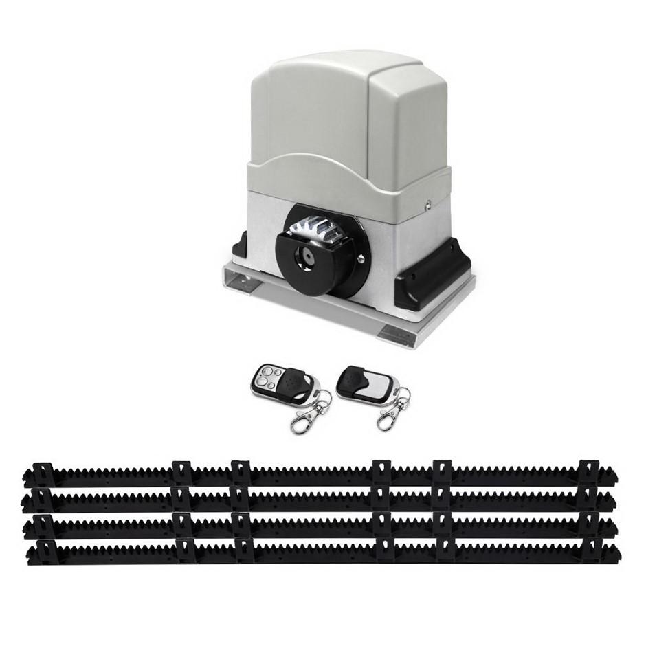 Giantz Sliding Gate Opener 1200KG Pro Auto Remote Kit Electric Fence