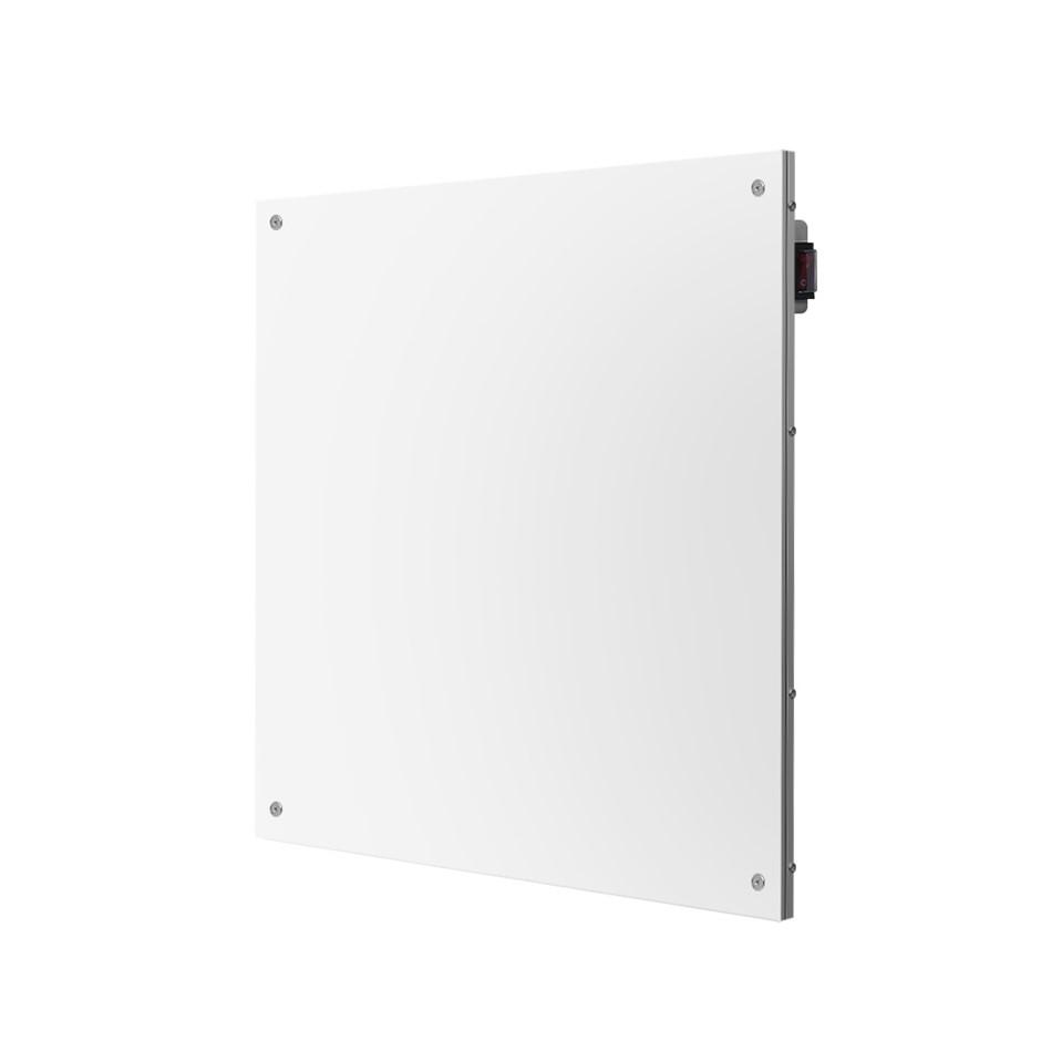 Devanti 450W Metal Wall Mount Panel Heater Infrared Portable Caravan