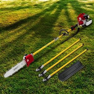 Giantz 65CC Petrol Pole Chainsaw Brush C