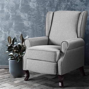 Artiss Recliner Chair Luxury Lounge Armc