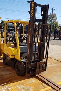 2013 Hyster Fortis H18TX-2LE 1.8 Ton Gas