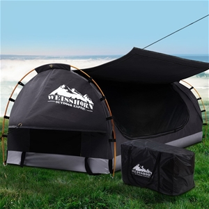 Weisshorn Swag King Single Camping Canva