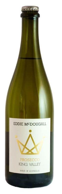 Eddie McDougall Prosecco NV (6 x 750mL) King Valley, VIC