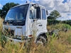 Nissan UD PKC215 Cab Chassis (Suit Parts Only) (No Motor or Gear Box)
