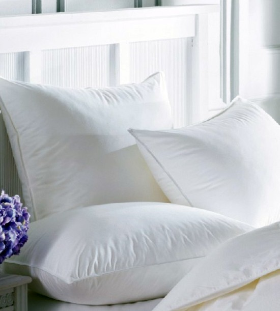Royal 100% Duck Feather Pillow Standard Size