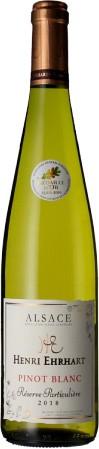 AOC Alsace Pinot Blanc Henri Ehrhart 2018 (6 x 750mL) France