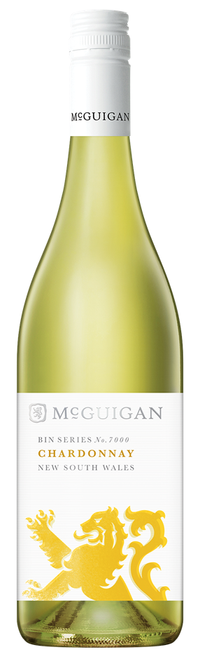 McGuigan Bin 7000 Chardonnay 2017 (6 x 750mL) NSW