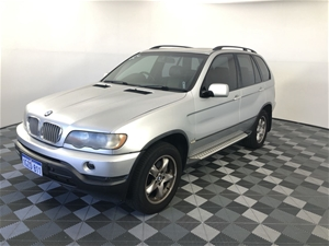 2002 Bmw X5 4 4i E53 Automatic Wagon Auction 0001 9015979 Graysonline Australia