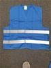 7 x Blue Night Vests - Size 2XL/3XL