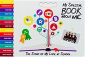 My Special Book About Me - The Story of My Life at School