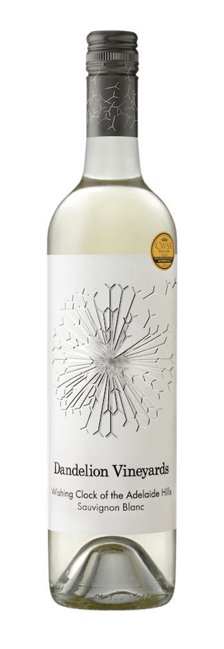 Dandelion Wishing Clock of Adelaide Hills Sauvignon Blanc 2016 (12 x 750mL)