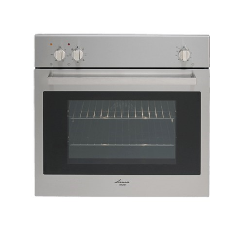 Euro 60cm Fan Forced Electric Oven, Model: ES600MSX
