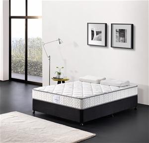 Breeze Queen Mattress Bed Pocket Spring
