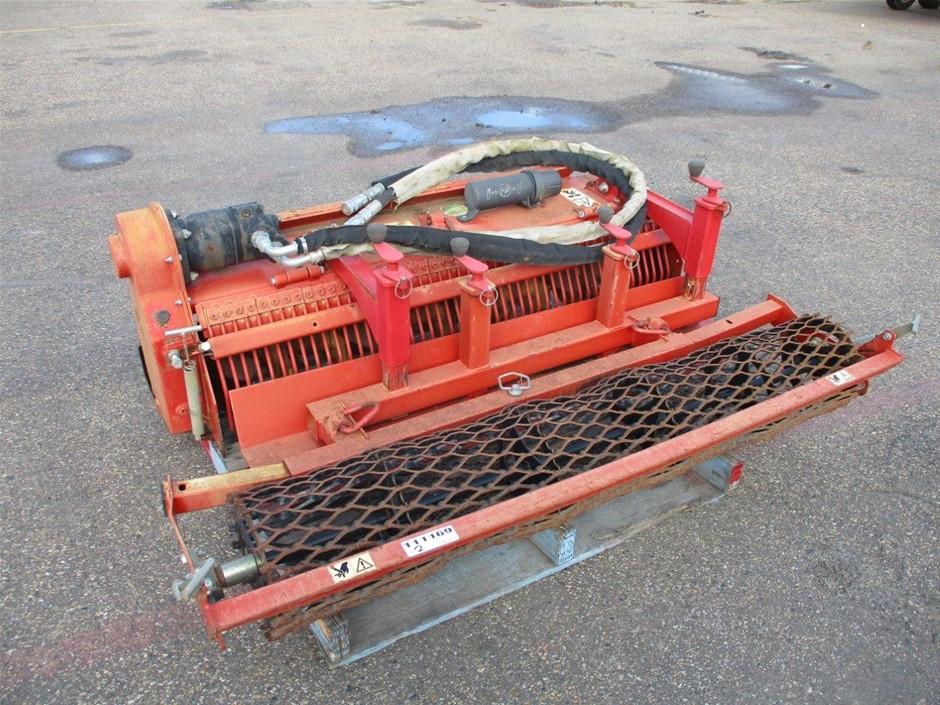 2014 Rota Dairon RDH60NI Soil Renovator Attachment