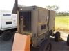 130Kva Mobile Diesel Generator Set