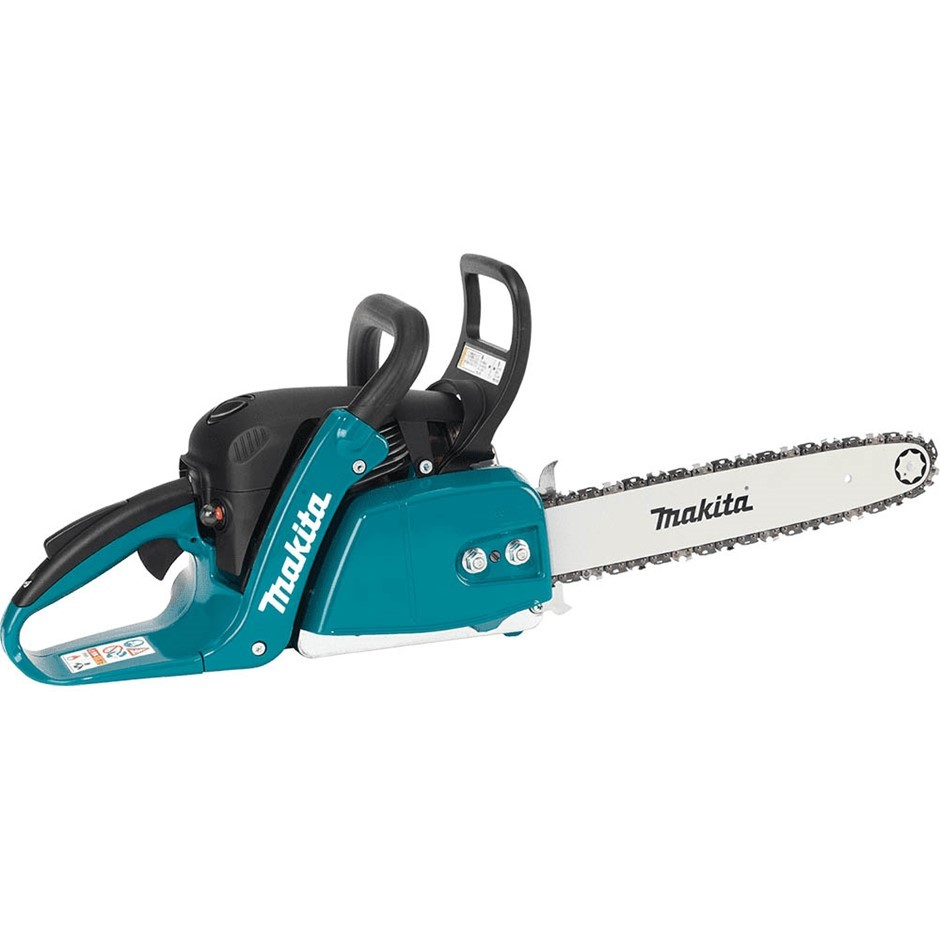 MAKITA 2-Stroke 42.4cc Petrol Chain Saw 450mm Blade. Buyers Note - Discount