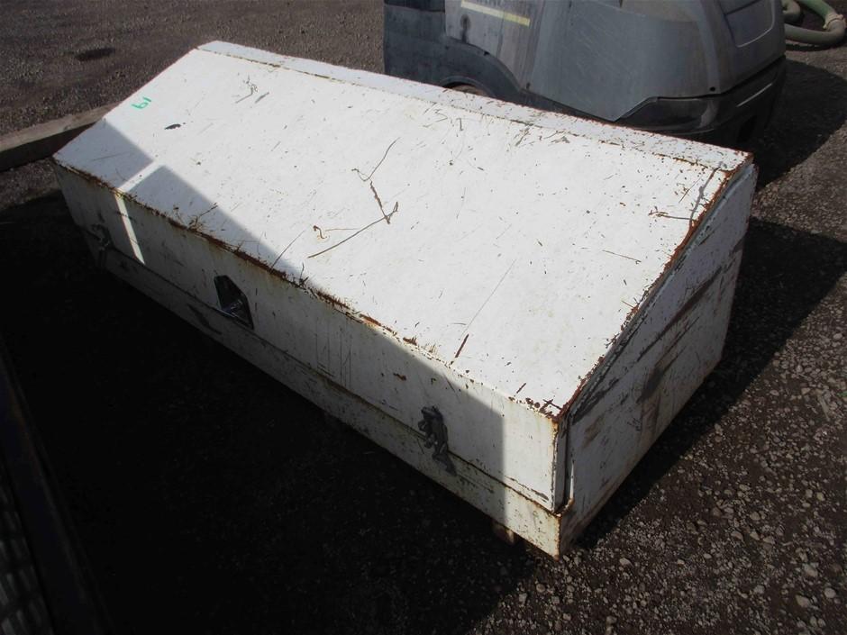 Steel Toolbox (Truck Mount)