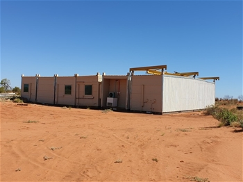Wet/ Dry Mess Building - For Sale in Port Hedland