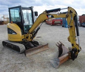 Unreserved Excavator