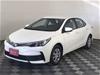 2017 Toyota Corolla Ascent ZRE172R CVT Sedan