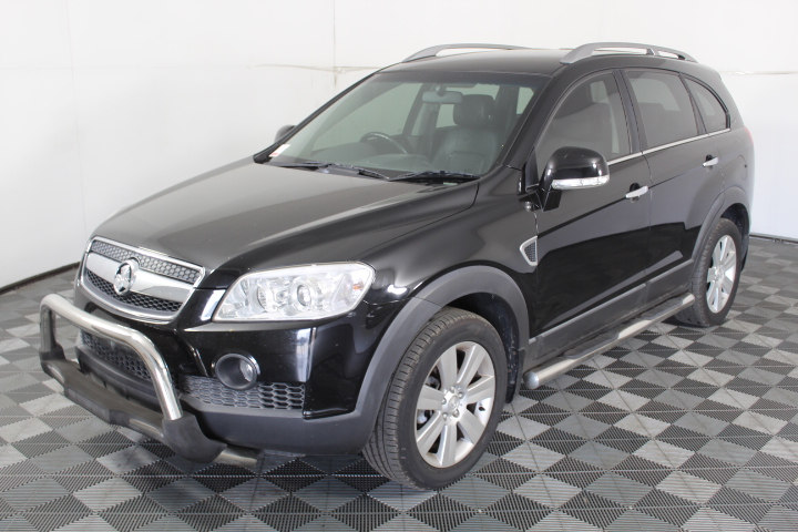 2007 Holden Captiva LX AWD Turbo Diesel Automatic 7 Seat