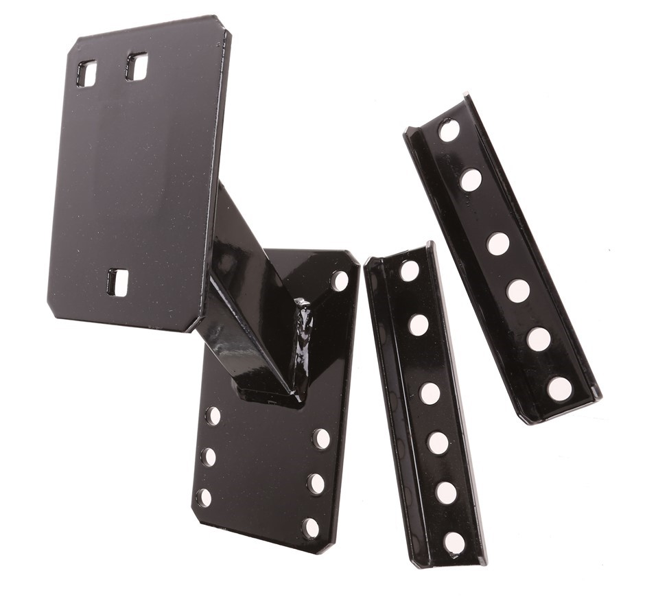 Universal Trailer Spare Tyre Bracket. Buyers Note - Discount Freight Rates
