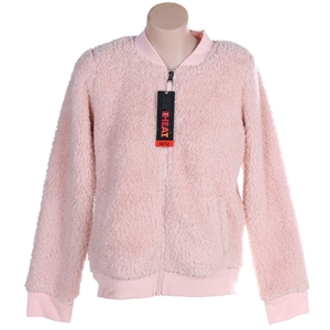 32DEGREES HEAT Girl`s Faux Fur Jacket, S