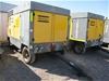 05/2014 Atlas Copco XRVS1050 CD4 AS Tow Behind Compressor