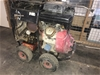 Heavy Duty Petrol Powered Pressure Washer with Hose Reel & Lance