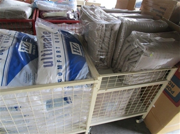Large Quantity of Bed Linen
