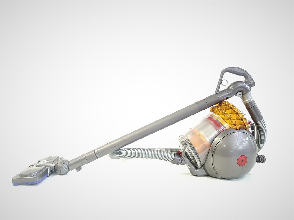Dyson Cinetic Big Ball Multi-Floor Barrel Vacuum