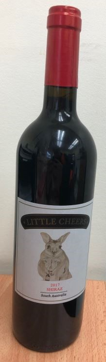 Little Cheers Shiraz 2017 (6 x 750mL) SA