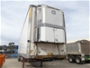 2000 MaxiTrans ST3-OD Triaxle Refrigerated Trailer