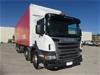 2014 Scania P360 Euro5 8 x 2 Prairie Wagon Rigid Truck
