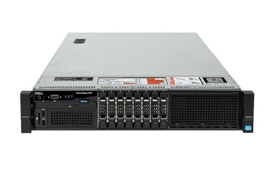DELL R720 SERVER, 2x E5-2690v2, 256GB, 1.6 TB