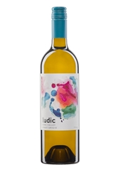 Ludic King Valley Pinot Grigio 2017 (12 x 750mL) VIC